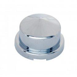 "Chrome Plastic Nut Cover suits 3/4″"" (19mm) Hex Bolts (10pk)"