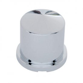 "Chrome Plastic Nut Cover suits 1-5/16″"" (33mm) Hex Bolts (10pk)"